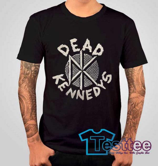 Cheap Vintage Dead Kennedys Tee