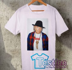 Cheap Vintage Supreme X Neil Young Pour Tees