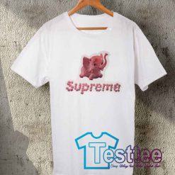 Supreme X Pink Elephants Tees