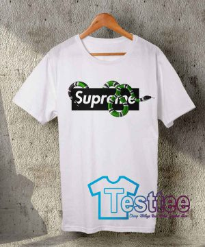 6f21fca9a ... Cheap Vintage Tees Supreme X Gucci Parody. Quick View. Hype Tee Shirts