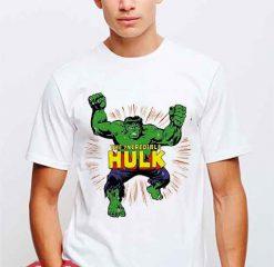 Cheap Vintage The Incredible Hulk Tees