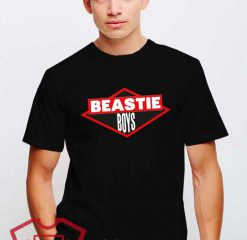Cheap Vintage Eminem Beastie Boys Albums Tee