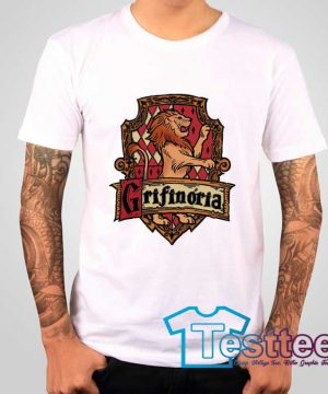 Cheap Vintage Grifinoria Harry Potters Tee