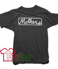 Cheap Vintage Frank Zappa Mothers Tees