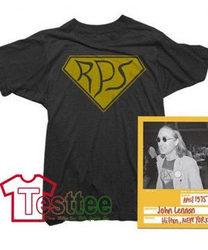 Cheap Vintage John Lennon Rps Tee