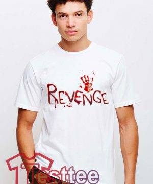 Cheap Vintage Blood Revenge Tee