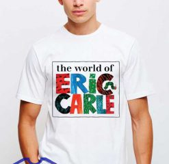 Cheap Vintage The World Of Eric Carle Tee