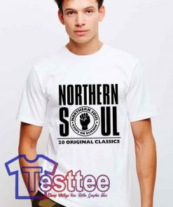 Cheap Vintage Northern Soul Tees