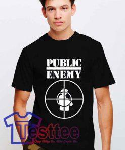 Cheap Vintage Public Enemy Band Tees