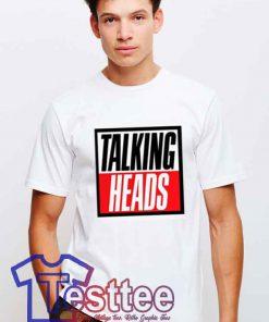 Cheap Vintage Talking Heads Tees