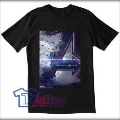 Avengers Endgame Logo Tees