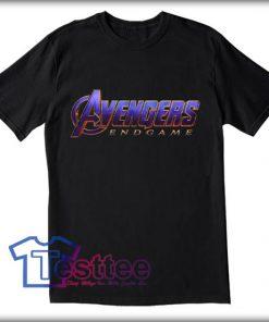 Avengers Endgame Tee