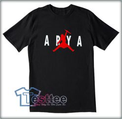 Arya Stark Air Jordan Tees