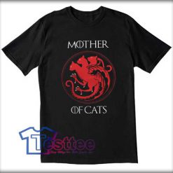 Mother Of Cat Tees