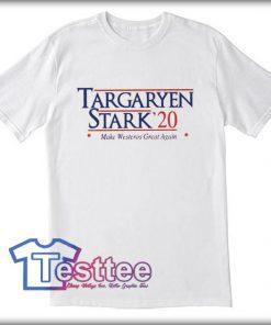 Targayen Stark 20 Tees