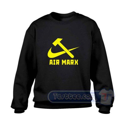 Air Marx Logo Sweatshirt