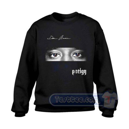 Asap Rocky Dear America Sweatshirt