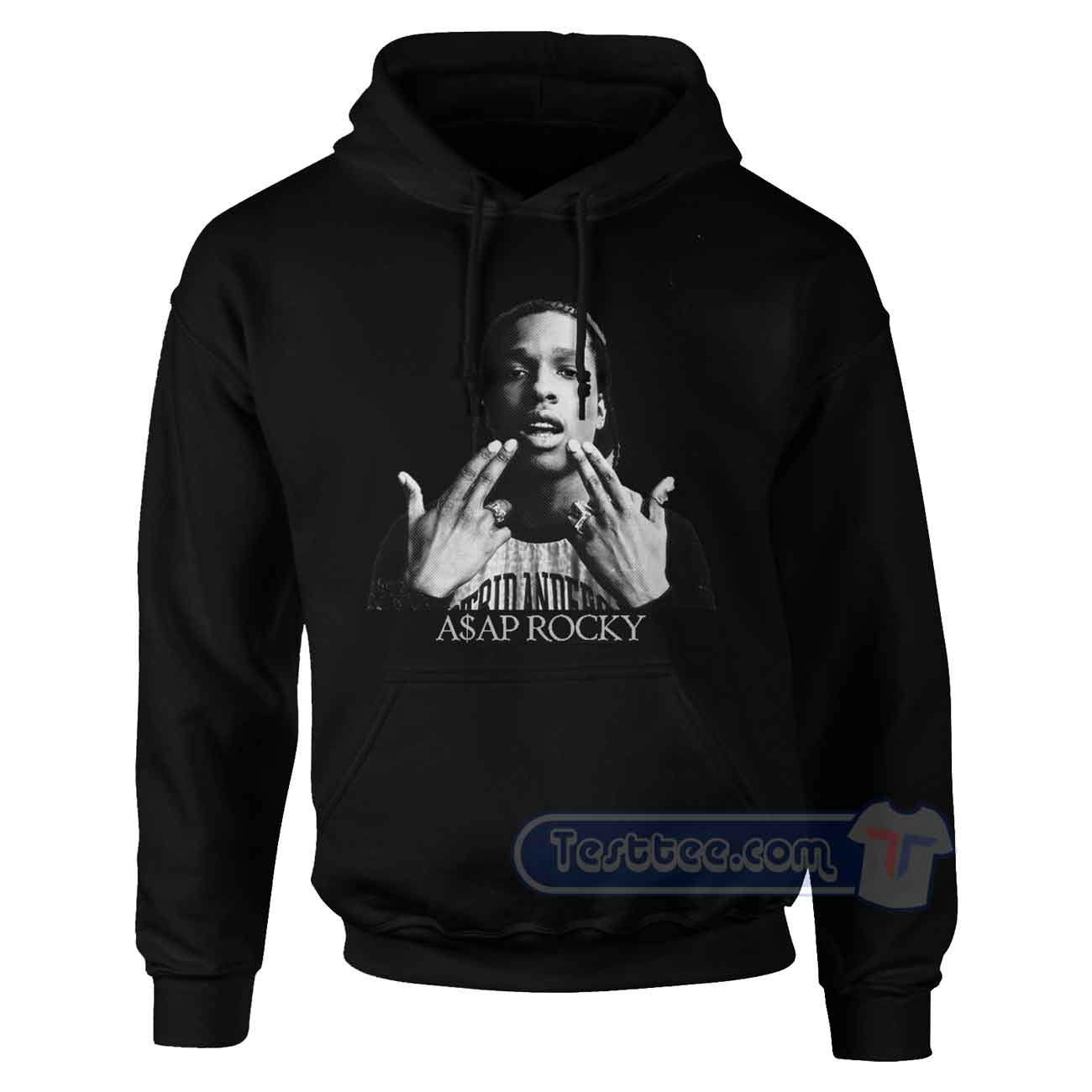 best online offer discounts on feet images of Asap Rocky Hoodie