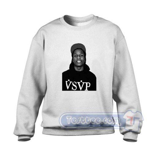 Asap Rocky VSVP Meaning Sweatshirt