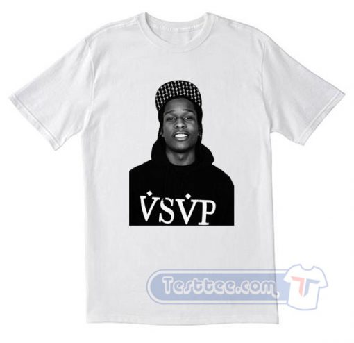 Asap Rocky VSVP Meaning Tees