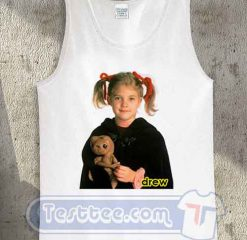 Drew Barrymore Child Tank Top
