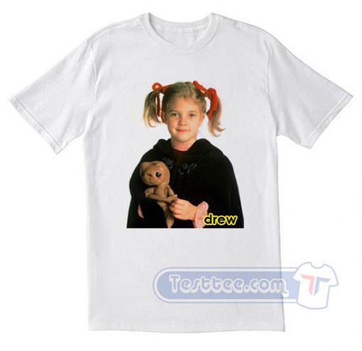 Drew Barrymore Child Tees