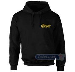 Justin Bieber Drew Pocket Hoodie