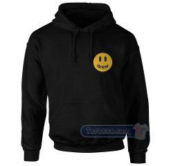 Justin Bieber Drew Smile Pocket Hoodie