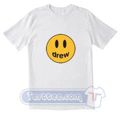 Justin Bieber Drew Smile Tees