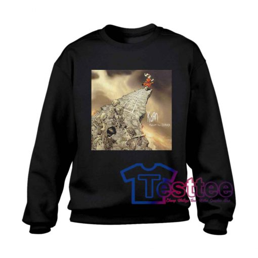 Korn Follow The Leader Sweatshirt