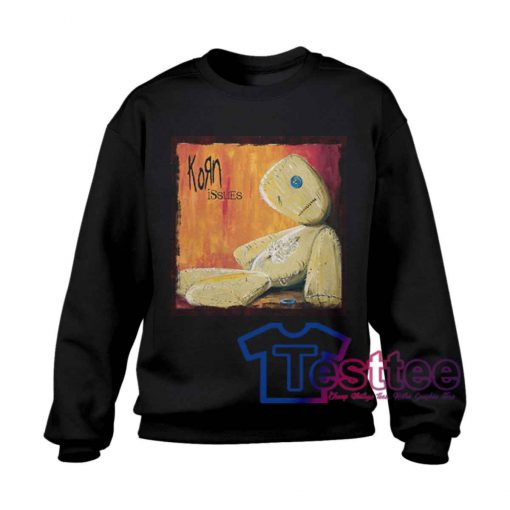 Korn Issues Albums Sweatshirt