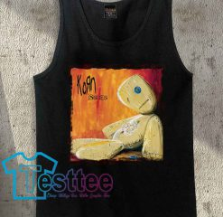 Korn Issues Albums Tank Top