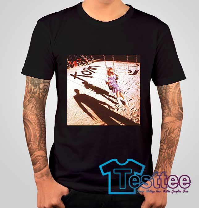KORN ROCK BAND men tank top T-shirt Shirt Tee
