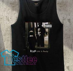 Korn Life Is Peachy Albums Tank Top