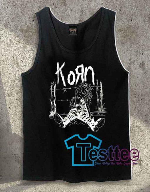 Korn Neidermayers Mind Albums Tank Top