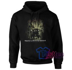 Korn Take A Look In The Mirror Hoodie