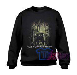 Korn Take A Look In The Mirror Sweatshirt