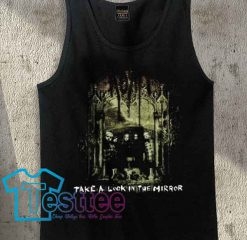 Korn Take a Look In The Mirror Tank Top