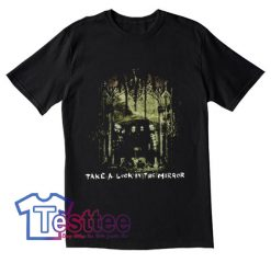 Korn Take A Look In The Mirror Tees