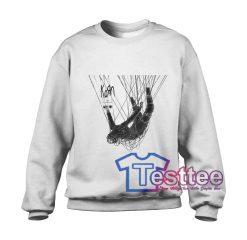 Korn The Nothing Sweatshirt