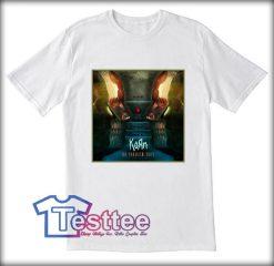 Korn The Paradigm Shift Tees