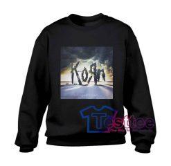 Korn The Path Of Totality Sweatshirt