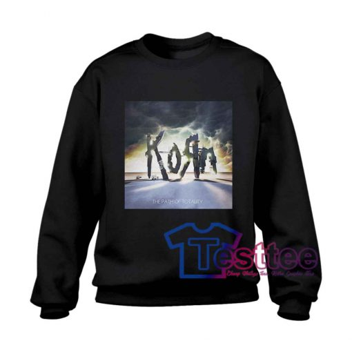 Korn The Path Of Totality Sweatshirt