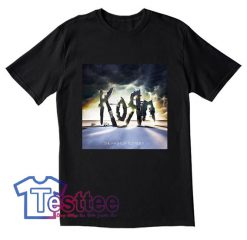 Korn The Path Of Totality Tees