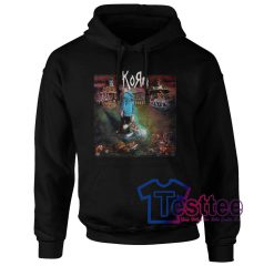 Korn The Serenity of Suffering Hoodie