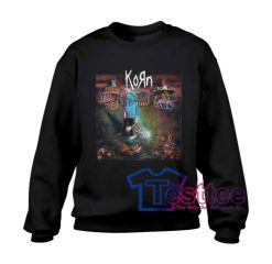 Korn The Serenity of Suffering Sweatshirt