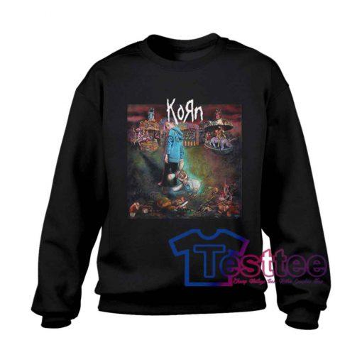 Korn The Serenity of Suffering Sweatshirt