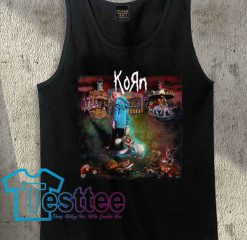 Korn The Serenity of Suffering Tank Top