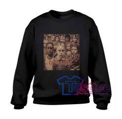 Korn Untouchables Albums Sweatshirt