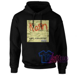 Korn Who Then Now Hoodie